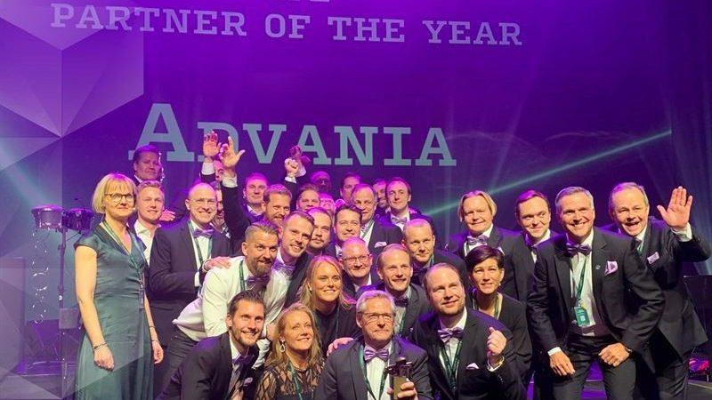 Advania slår rekord på Guldmyran 2020 – Gör Grand Slam och plockar hem 5 guldmyror