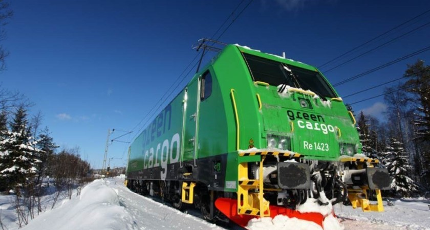 Green Cargo satsar på low-codeutveckling i samarbete med OutSystems