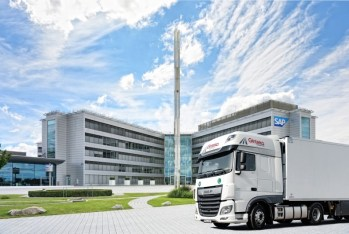 SAP och Girteka Logistics digitaliserar transportindustrin 1