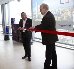 Capgemini öppnar innovationscenter för att stötta företag 1