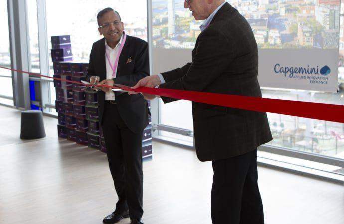 Capgemini öppnar innovationscenter för att stötta företag