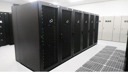 Superdator ska hjälpa till att förutse naturkatastrofer