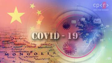 Kinesiska hackare sprider digitalt coronavirus 1