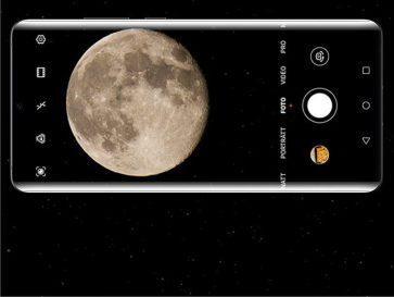 Så fixar mobilen läckra bilder på supermånen 1