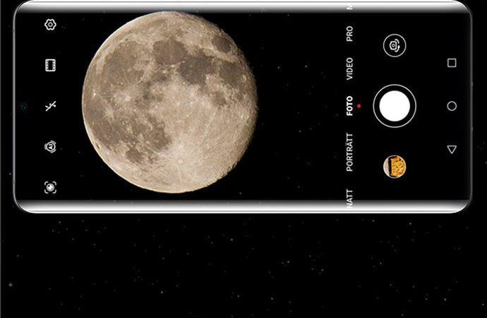 Så fixar mobilen läckra bilder på supermånen