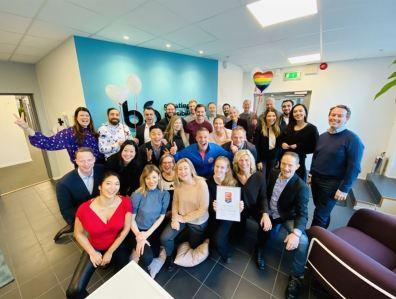 B3 Consulting Group är Sveriges näst bästa arbetsplats 2020 1