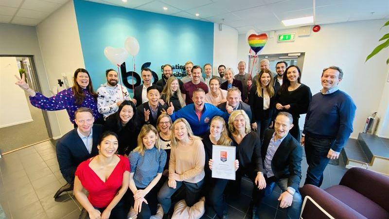 B3 Consulting Group är Sveriges näst bästa arbetsplats 2020