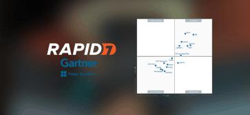 Gartner utser Rapid7 till ledare i Magic Quadrant för SIEM 2020 1
