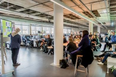 Coworking - flexibilitet i en allt mer föränderlig värld 2