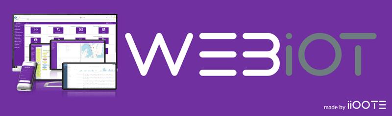 iioote och Trollhättan Energi samarbetar inom IoT med plattformen WebIoT för uppkopplade mätare och sensorer