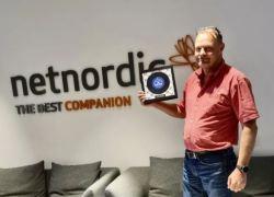 NetNordic tar emot utmärkelsen Nutanix Partner of the Year