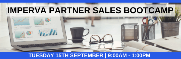Imperva's Next Sales Bootcamp 1