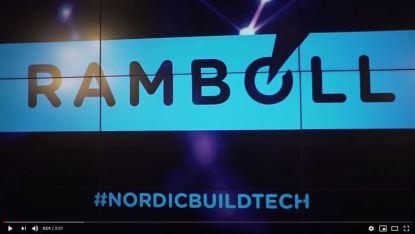 17 september: Nordic Buildtech Day och Awards blir digitala 2