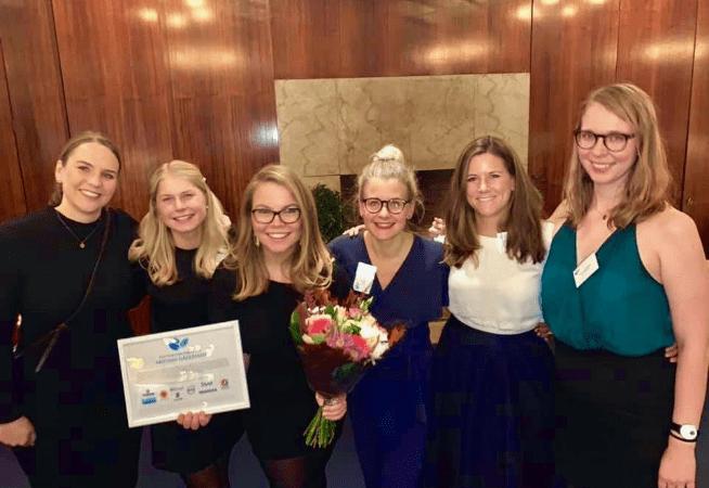 Female Leader Engineer öppnar upp ansökan för 7:e året i rad