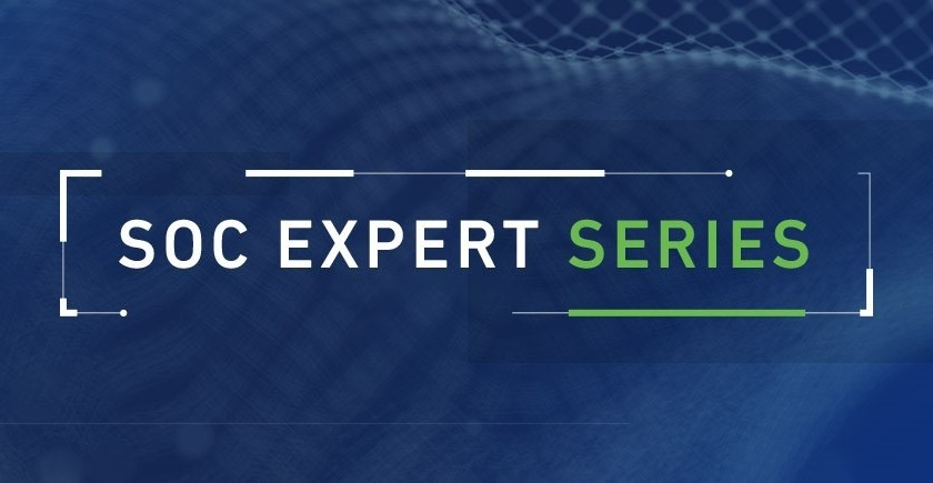 Join us for the SOC Expert Series Virtual World Tour