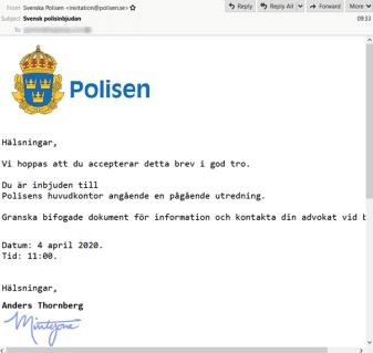 Så använder nätkriminella svenska språket för att installera NanoCore-trojaner 1