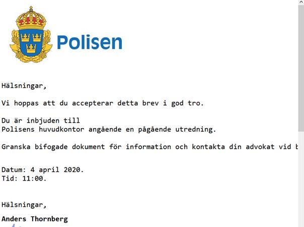 Så använder nätkriminella svenska språket för att installera NanoCore-trojaner