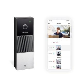 Netatmos Smarta Videodörrklocka finns tillgänglig i Sverige 1