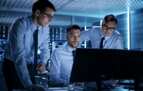 Säkerhet för den digitala arbetsplatsen