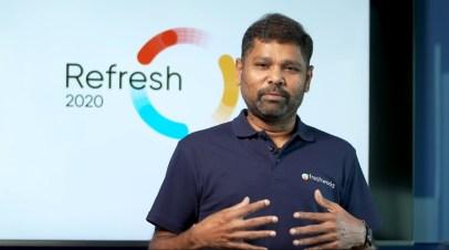 Freshworks ger en enhetlig nystart förkundkontakter - CRM och mycket mer för 20-talet 1