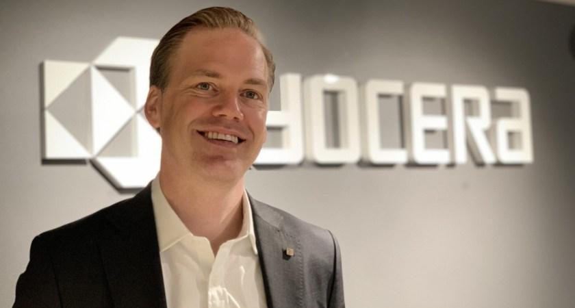Kyocera Document Solutions Nordic – Ny Sverigechef på plats