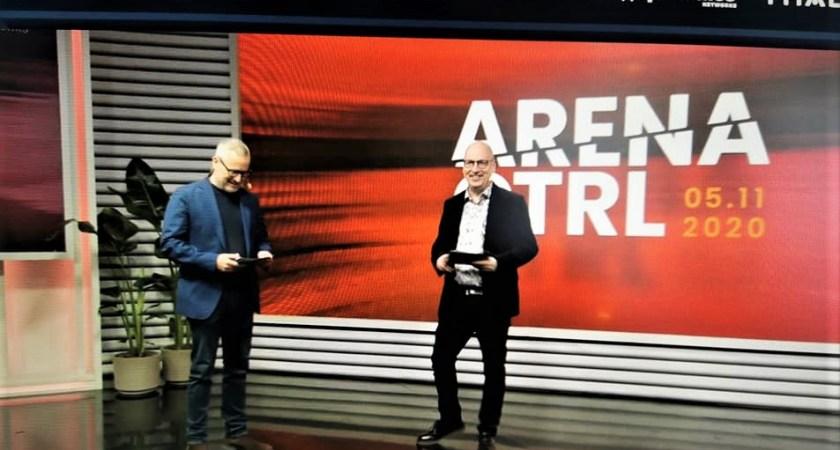 Stort tack till alla er som deltog på vårt event ARENA CTRL!