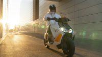 Elektriska BMW Motorrad Definition CE 04 banar väg för framtidens urbana scootrar