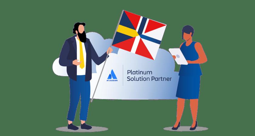 Eficode uppnår Atlassian Platinum Partner på nordiska marknader