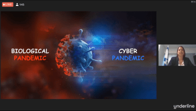 Nordic IT Security – 2020 Live TV Broadcast Event 1