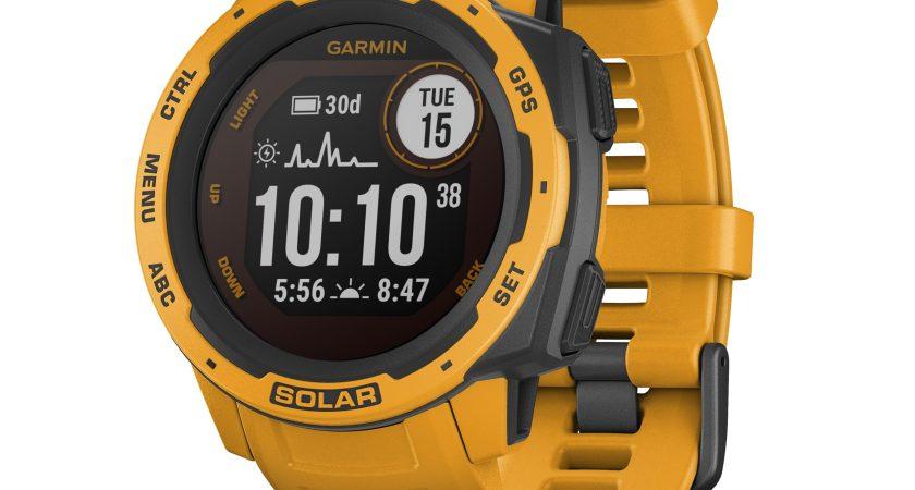 Armbandsurets dag hyllar smarta uppkopplade klockor