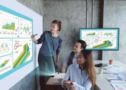 Panasonic fokuserar på den nya tidens digitala samarbetslösningar