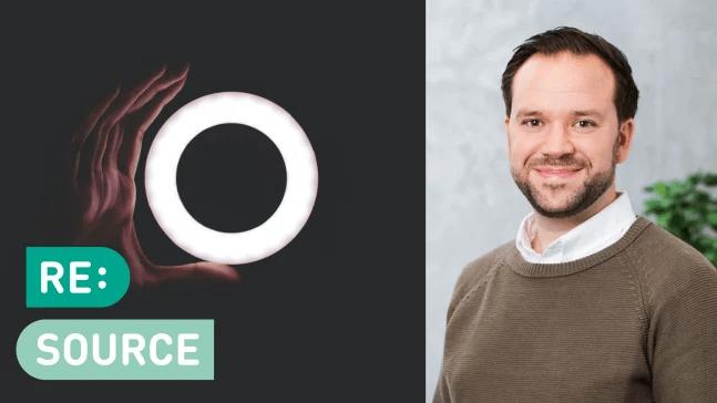 Han vill öka tempot på den cirkulära omställningen – Klas Cullbrand ny innovationsledare för RE:Source