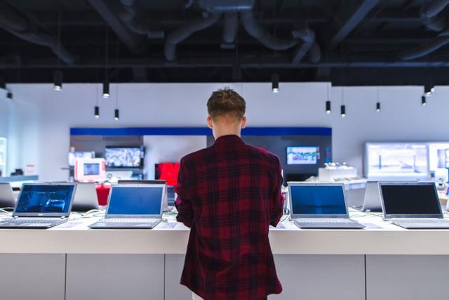 Fem funktioner att tänka på när du ska köpa en bärbar dator