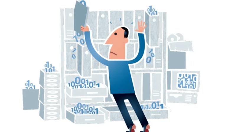 Informationsarkitektens tankar om data management