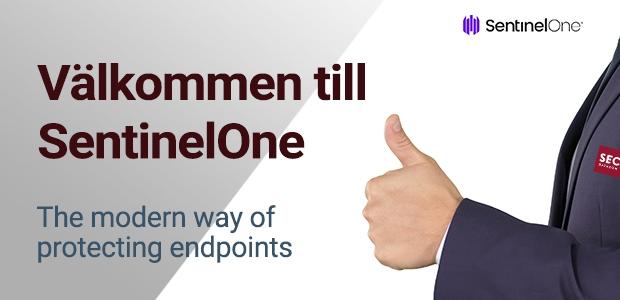 Nytt samarbete med ledande leverantör inom Endpoint Security