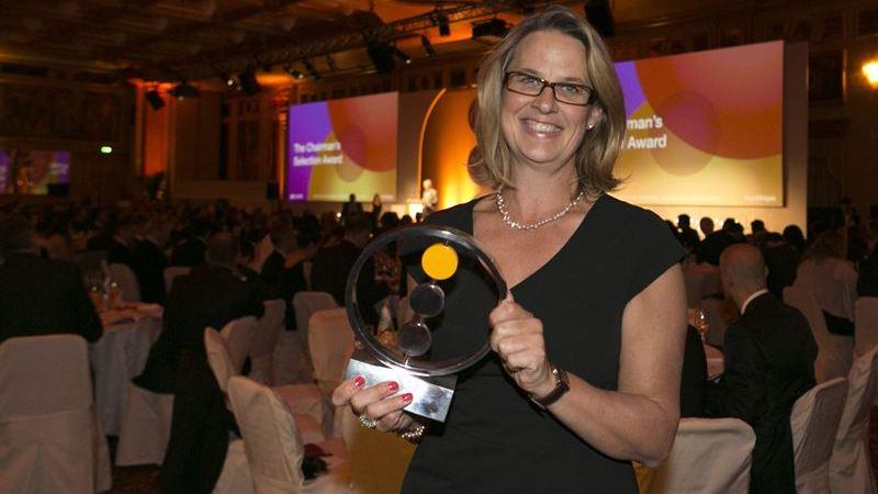 Mycronic AB vinnare av European Business Awards 2015/16 i kategorin Import/Export