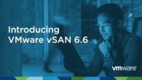VMware vSAN 6.6 snabbar på moderniseringen av datacenter 1
