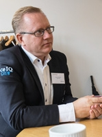 Håkan Andersson, vd AceIQ