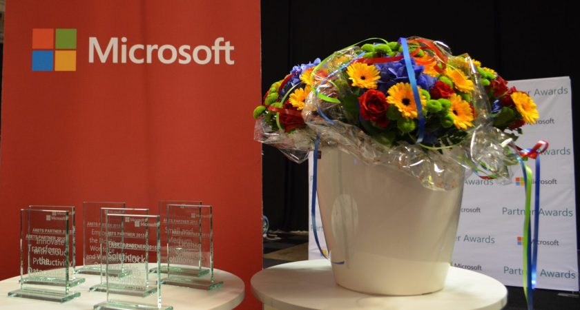 Microsoft Partner Day 2015 Bild spel