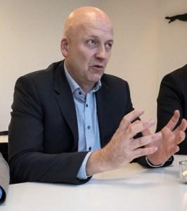 Peter Andersson, EMC.