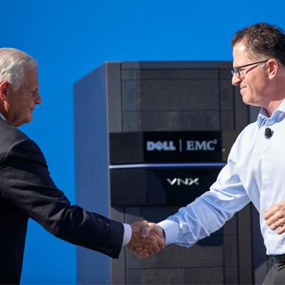 Sammanslagningen av Dell och EMC nu fullständig: blir världens största privatägda teknikbolag