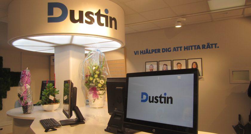Dustin första i sitt slag – Concept Store i Stockholm