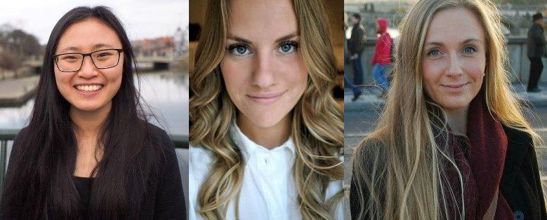 Årets IT-tjej 2017 möt de tre finalisterna