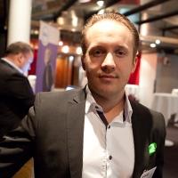 Henrik Enbom, försäljningschef på Infront IT-partner.