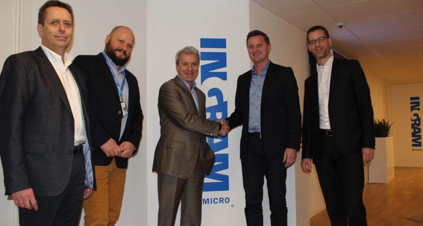 Polycom utökar distributionsavtal med Ingram Micro i Norden