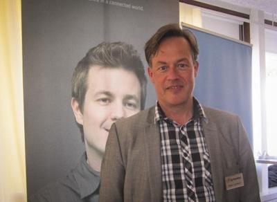 Roger Jonneryd, Symantec