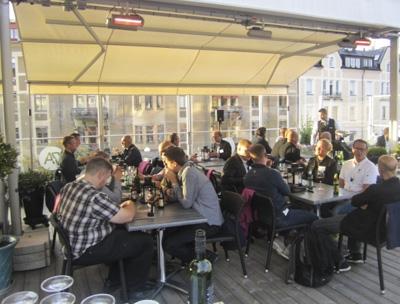 Bildspel: Infinigates sommarfest i Stockholm