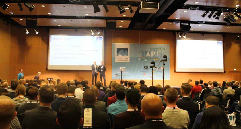 Nordic APIs fixade hetaste eventet om APIer hittills