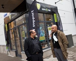 Hamid och Wahid Raziullah
