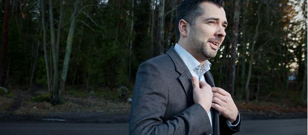 Gary Vallgårda började sin kanalbana hos Svensk Dataservice i Sala.